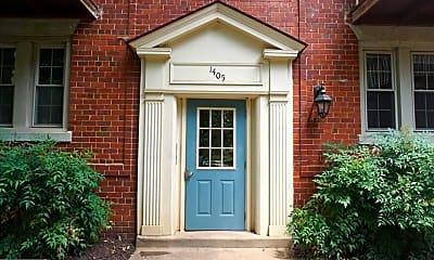 Building, 1405 E Abingdon Dr 3, 1