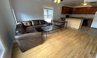 Living Room, 415 Hamilton Pl, 0