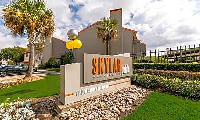 Community Signage, Skylar Pointe, 0