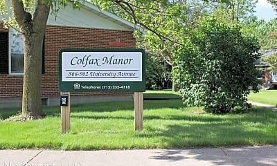 Community Signage, 900 University Ave, 1