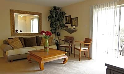 Living Room, Arbors of Sendera, 1