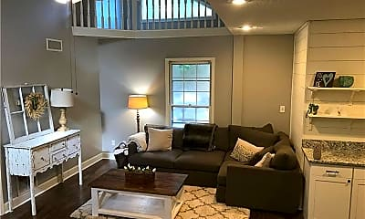 Living Room, 170 Elberta Cove APT, 1
