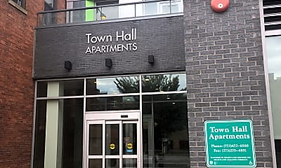 TOWN HALL APARTMENTS, 1