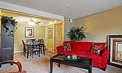 Living Room, SouthRidge, 1
