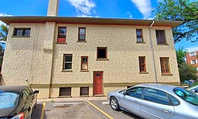 Building, 1331 N. Ogden Street, 0