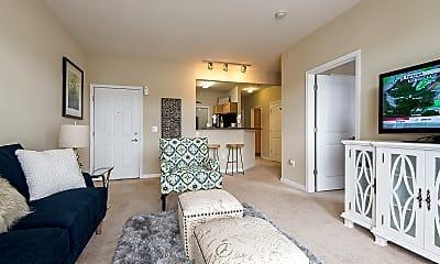 Living Room, Brookstone Crossing, 1