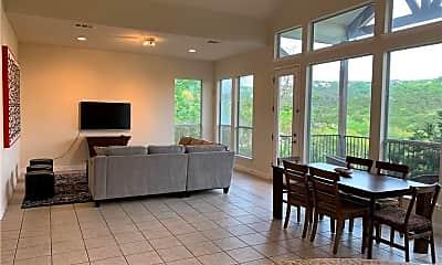 Living Room, 6705 Fort Davis Cove A, 0
