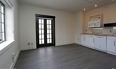 Living Room, 402 E 9th St 210, 0