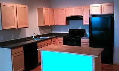 Kitchen, 315 Riverfront Terrace, 1