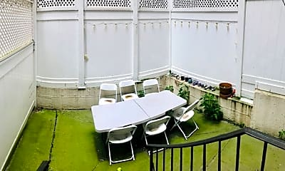 Patio / Deck, 1504 8th Ave, 2