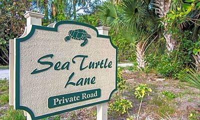 Community Signage, 2245 Sea Turtle Ln, 0