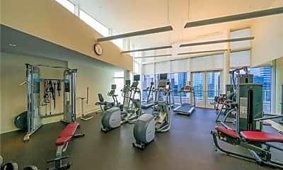 Fitness Weight Room, 3325 Piedmont Rd NE 2007, 2
