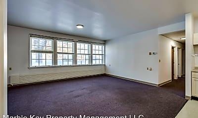Living Room, 44 Riverside Dr, 0