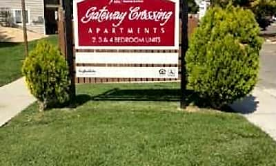 Building, Gateway Crossing Apartments, 2