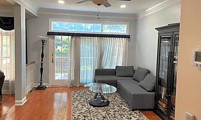 Living Room, 310 Lea Dr, 0