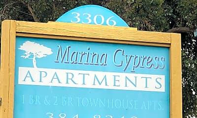Marina Cypress Apartment, 1