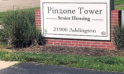 Pinzone Tower Senior Housing, 1