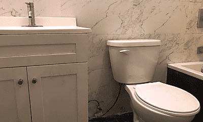 Bathroom, 2017 Fulton St, 2