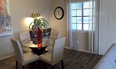 Dining Room, 31 Thirty Apartments, 1