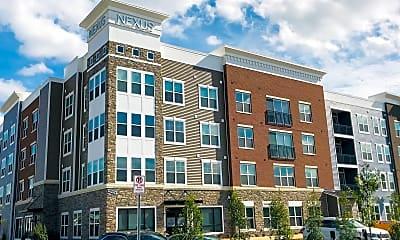 Building, Nexus Luxury Apartments, 0