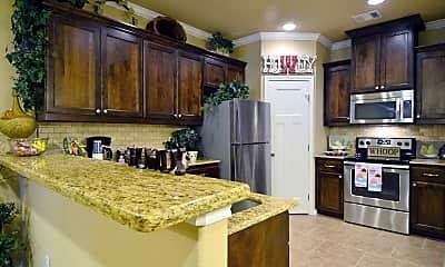 Kitchen, University Heights, 1