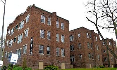 Building, 5345 E Washington St, 1