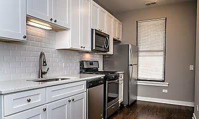 Kitchen, 2235 W Cullerton St 3, 1