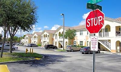 Community Signage, 2826 SE 16th Pl, 1