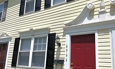 Building, 6964 Hawthorne St, 1