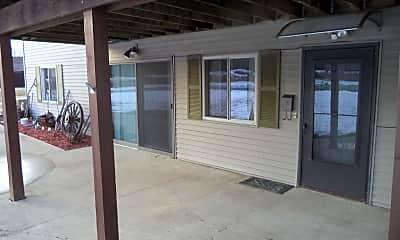 Patio / Deck, 9399 Smith Rd., 1