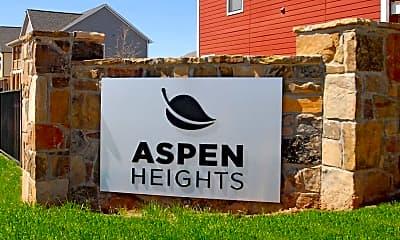 Community Signage, Aspen Heights Stillwater, 2