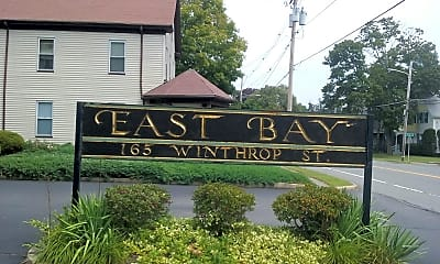 East Bay Apartments, 1