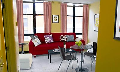 Living Room, 26 Oxford St, 1