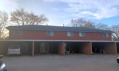 Building, 1002 N School St, 2