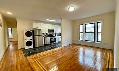 Living Room, 820 W 180th St, 0