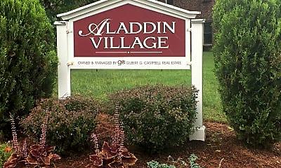 Aladdin Village, 1