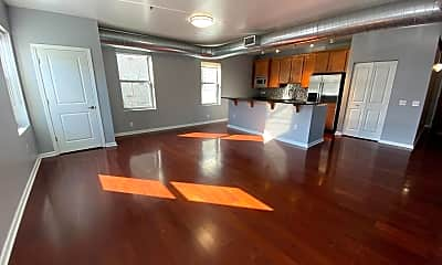 Living Room, 2434 Smallman St, 2