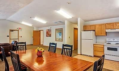 Dining Room, Northlake, 2