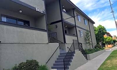 Building, 9413 Van Nuys Blvd, 0