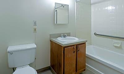 Bathroom, Faith Manor Senior Apts, 2