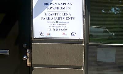 Granite Lena Park Apartments, 1