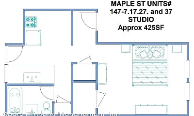 Building, 141 Maple St, 1