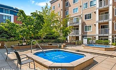 Pool, 1545 NW 57th St, Unit 321, 2