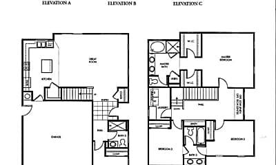 Building, 254 Barnhill Dr, 2