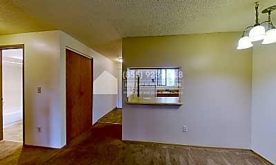 Living Room, 3438 I Street Northeast P103, 1
