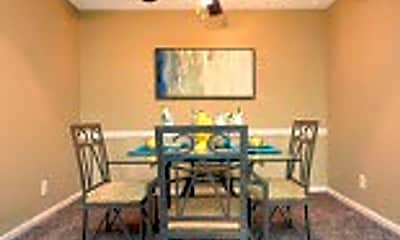 Dining Room, 6817 Brooklawn Drive, 0