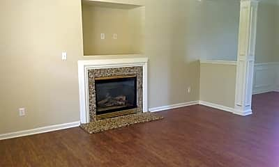 Living Room, 6111 Goldenfield Drive, 1