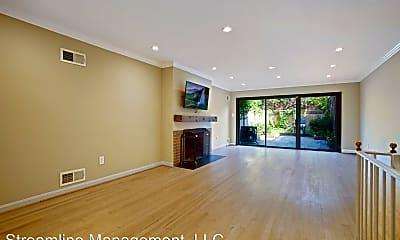 Living Room, 2529 I St NW, 1