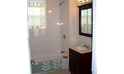 Bathroom, The Wood Norton Residences, 2