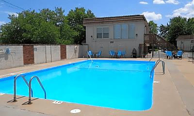 Pool, 2006 W 27th Terrace, 1